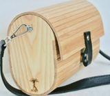 carteras de madera