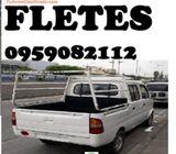 flete CAMIONETA PEQUEÑAS MUDANZAS SOLO GUAYAQUIL 0963853529
