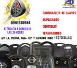 LLAVES PARA AUTOS CON CHIP * MUNDOLLAVES * 0991370984