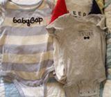 Ropa niño y niña de 0 a 2 años