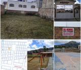 Vendo Terreno en Urbanizacion Gustavo Pareja de Ibarra