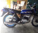 Suzuki ax 100 de venta año 2011