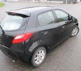 Vendo mi coche Mazda 2 2014