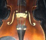 Vendo de oportunidad violín antiguo Alemán