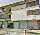 alquilo edificio local  con terreno 1200 m2 en cdla garzota, guayaquil