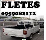 CAMIONETA FLETE GUAYAQUIL PEQUEÑAS MUDANZAS 0983141698