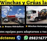 Winchas en Quito servicio 24/7