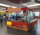 vendo isla comercial 6 m2 riocentro norte guayaquil