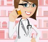 químico farmacéutico para representación