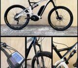 Lapierre overvolt e-bike