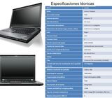 Laptop Lenovo Thinkpad T430 Business Intel I5 8gb Ddr3, 128g