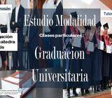 Graduacion universitaria investigación original catedra gratis
