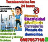 Plomeria0987057768 Electricidad Quito y los Valles