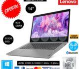 Laptop Intel Core I5-1035g1 Lenovo Ram 8gb Disco m2 Ssd 512gb 14 Pulgadas Full-hd 1920x1080 10ma Gen