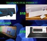 TECLADOS Y MAUSE Telef 0983439614