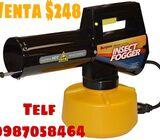 TERMONEBULIZADOR PARA FUMIGACIONES Telef 0983439614