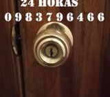 CERRAJEROS 24 HORAS A DOMICILLIOS