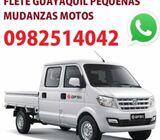 FLETE GUAYAQUIL CAMIONETA PEQUEÑAS MUDANZAS 0982514042