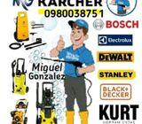 Reparación de Hidrolavadoras 0980038751  en Guayaquil Duran Samborondón