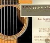 Trio musical romantico de Quito: Los 3 Soles de Ecuador